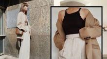 極簡單品如何混搭出高級感?讓這位 IG 時尚達人告訴你穿出知性氣質的關鍵!