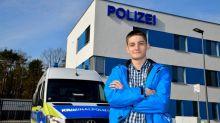 Brandenburg: Polizei wirbt in Polen um Nachwuchs