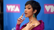 Attention, Everyone: Cardi B Just Arrived at the 2018 VMAs Looking Like a True Queen
