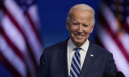 'An embarrassment': Joe Biden criticizes Trump's refusal to concede election
