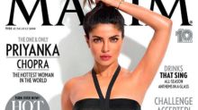 The Internet Is Going Crazy About Priyanka Chopra's Maxim Cover (But Can You Spot Why?)