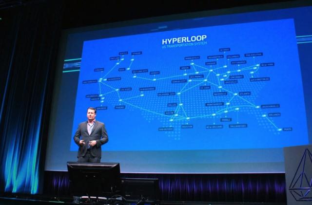 Hyperloop taps into government research to float pods