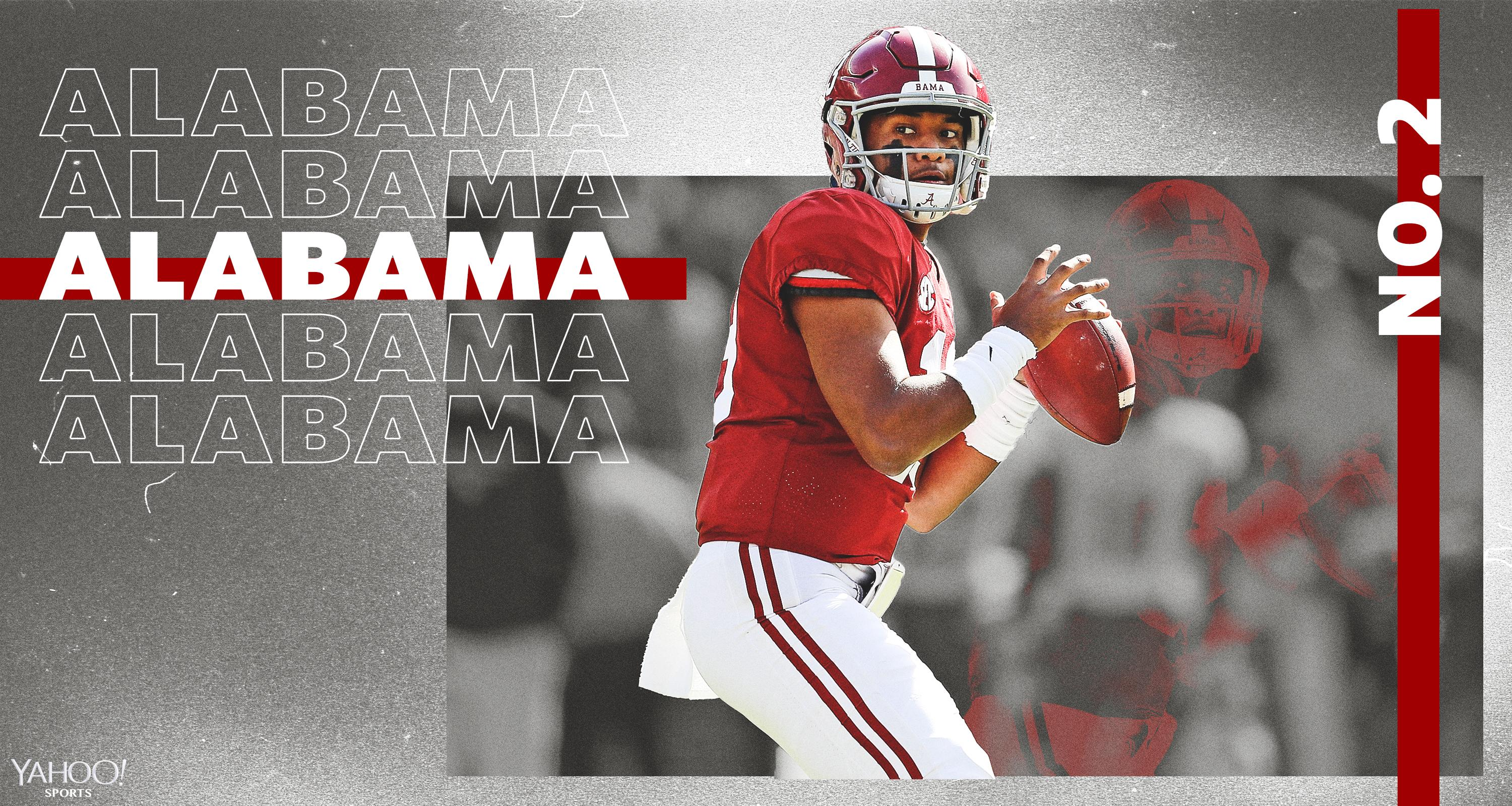 a501548c College football preview: No. 2 Alabama