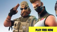 Hasbro Signs Deal to Make Fortnite Toys and Games