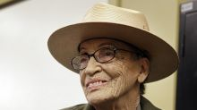 The oldest National Park ranger in the U.S. is 96 —and she has the best nickname