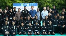 Prince Harry in Singapore: Silat athletes put up show while fasting