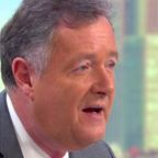 Good Morning Britain's Piers Morgan suffers awkward make-up fail