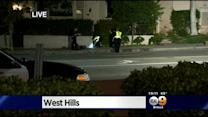 Bike Rider Killed When 2 Cars Collide In West Hills