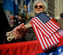2018 Veterans Day Parade in New York City