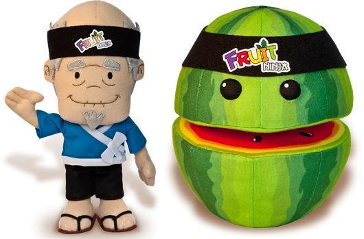 Fruit Ninja plushies prove it's possible to milk fruit