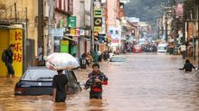 Mindestens 26 Tote durch Starkregen und Überschwemmungen in Madagaskar