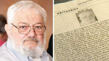 Daughter's hilarious obituary for prankster dad