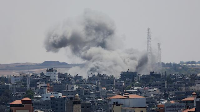 Israel: Significant Expansion of Gaza Offensive