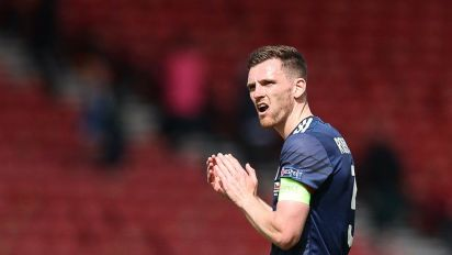 Scotland must follow Andy Robertson's lead in England showdown to keep Euros hopes alive at Wembley