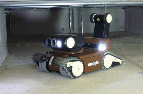 Daiwa House enlists Moogle for remote control crawlspace inspections