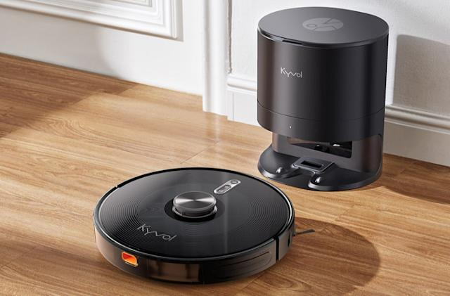 Automate your cleaning with this affordable robot vacuum