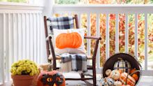 45+ Fun Pumpkin Painting Ideas That'll Make Your Porch a Standout