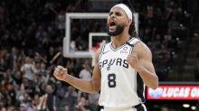 Mills stars as Spurs sink Heat in NBA