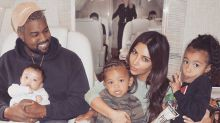 Kim Kardashian finally nailed the family photo