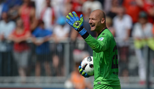 2. Liga: Würzburg: Kickers-Keeper Wulnikowski mit Kreuzbandriss