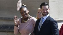 Serena Williams 'could still be a godparent' to Meghan and Harry's son Archie