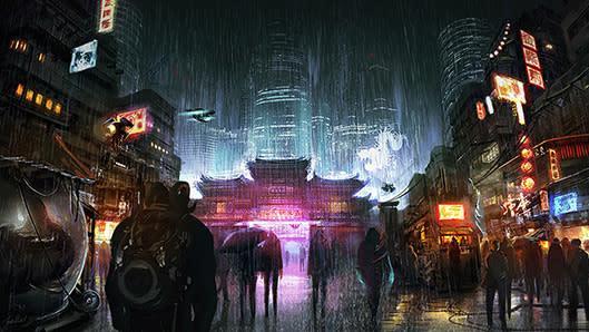 Shadowrun: Hong Kong seeks funding [update: funding found]