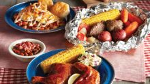 Cracker Barrel Old Country Store® Introduces Expanded Campfire Menu to Kick Off Summer