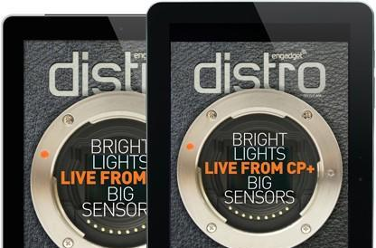 Distro Issue 28: A slew of device reviews and a look back at CP+ 2012