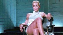 Sharon Stone reaviva la polémica detrás de Instinto básico al afirmar que la engañaron para que se quitara las bragas