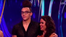Dancing On Ice's Jordan Banjo and Perri Kiely talk possibility of contestants locking down with pros