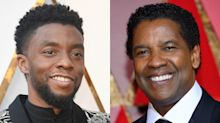 Denzel Washington, who once paid to send Chadwick Boseman to acting classes, remembers him as a 'brilliant artist'