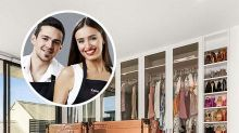 See inside MKR power couple Zana Pali and Gianni Romano's luxurious new home