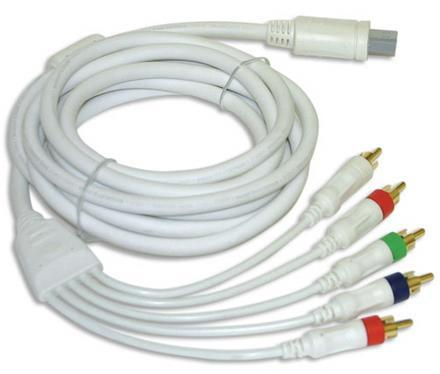 Mad Catz Wii Component Cable now on sale for $20