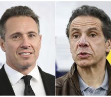 CNN's Chris Cuomo says he 'obviously' can't cover brother