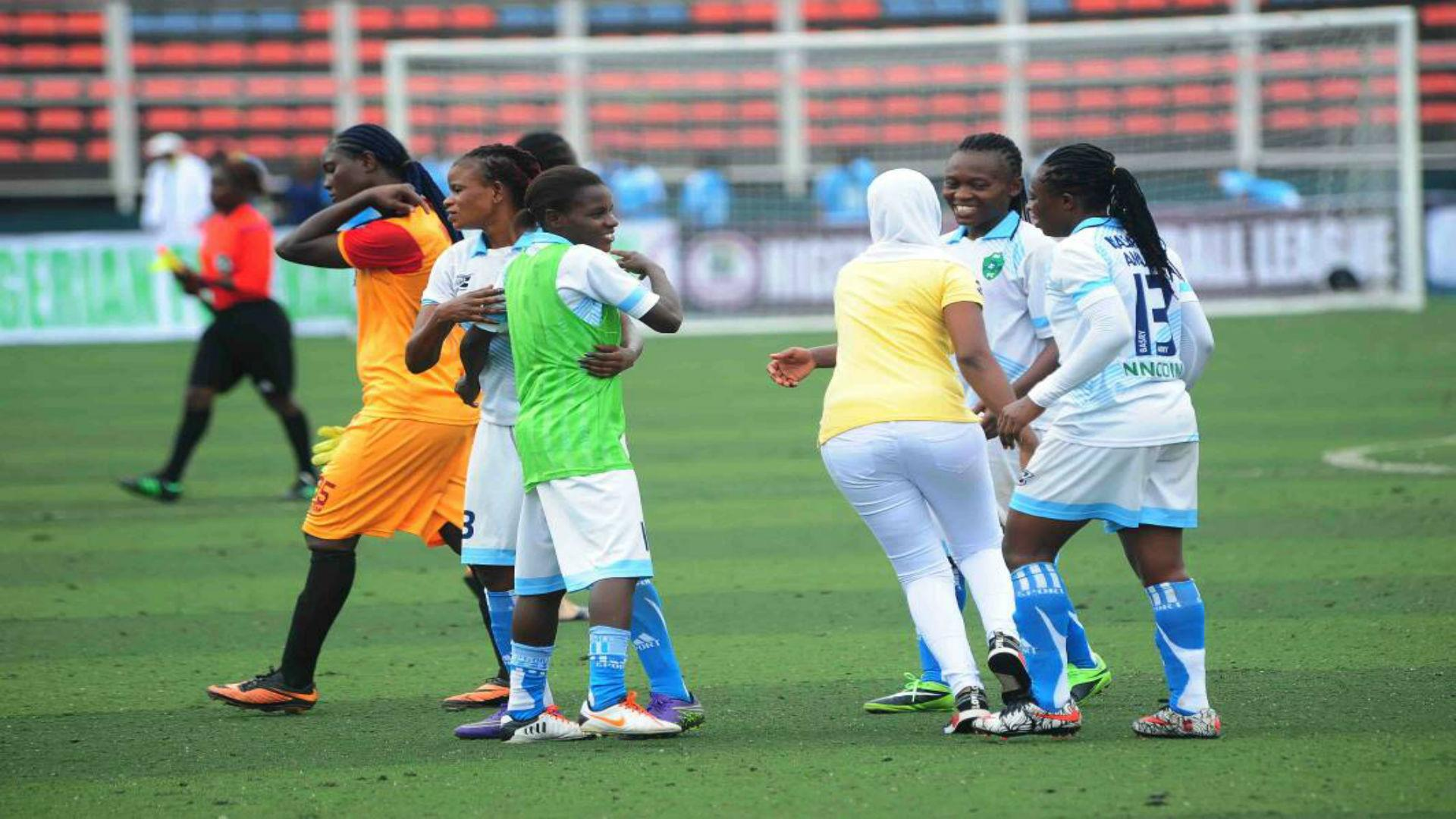 Rivers Angels and Nasarawa Amazons are through to Women's Federation Cup final - Yahoo Sport Australia