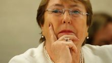 U.N. rights chief urges waiving of immunity in Khashoggi case