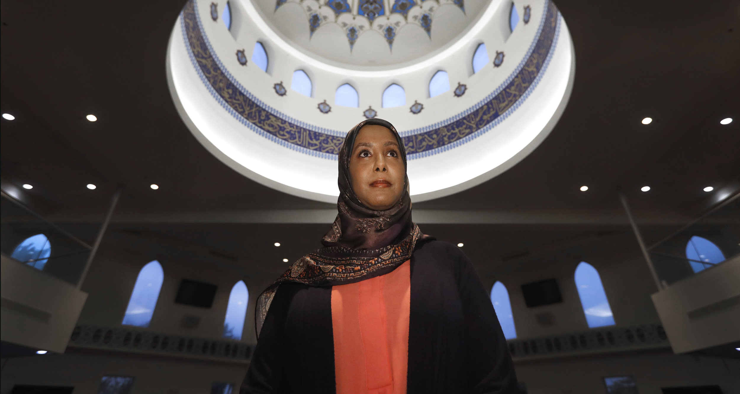 After George Floyd, raw talk and racial reckoning among U.S. Muslims