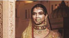 See Photo: Is THIS Deepika Padukone's look from Padmavati?