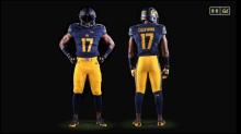 Cal shows off new Under Armour uniforms for 2017
