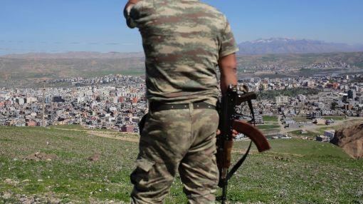 Eight police killed in southeast Turkey PKK bomb attack