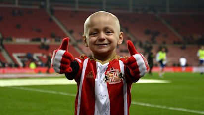 Bradley Lowery to be posthumously honoured at BBC Sports Personality of the Year 2017