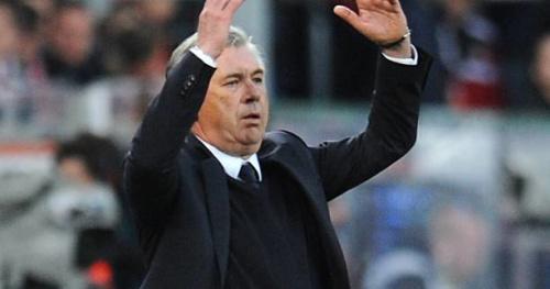 Foot - C1 - Bayern - Carlo Ancelotti (Bayern Munich) : «Nous avons été pénalisés par des décisions de l'arbitre»