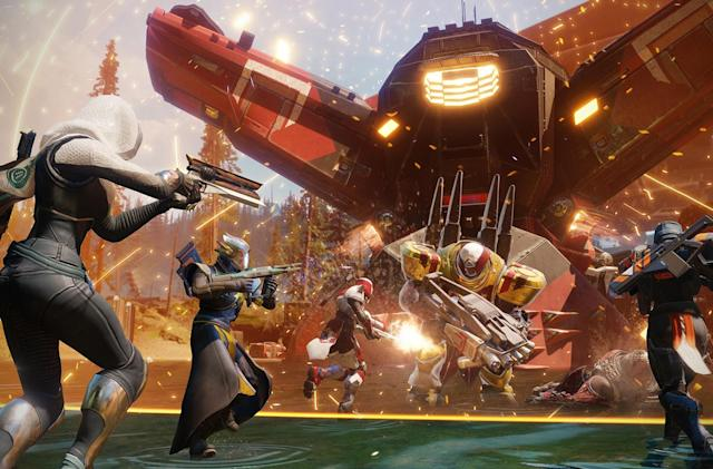 'Destiny 2': A more open and impactful shared-world experience