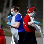 UK to speed up coronavirus testing as criticism grows