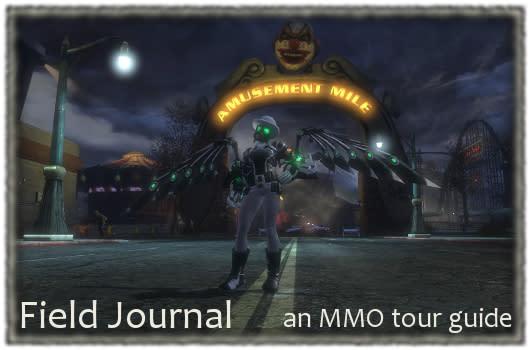 Field Journal: Across the DC Universe