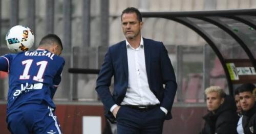 Foot - L1 - Metz - Philippe Hinschberger (entraîneur de Metz) : «C'est dégueulasse»