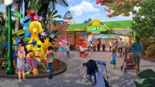 SeaWorld Entertainment And Sesame Workshop Announce Location Of New Sesame Place Theme Park