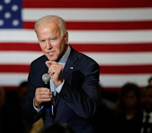 Biden, lone top 2020 Democrat to oppose federal marijuana legalization, cites 'gateway drug' concern