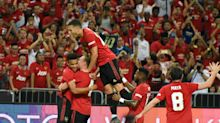 Mason Greenwood, 17, the bright spark in Man United's 1-0 ICC win over Inter Milan