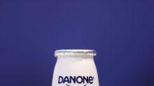 Danone eyes disposals in portfolio and management shake-up